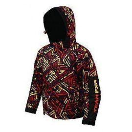 Снегоходная куртка детская FXR  SQUADRON Ice Fire