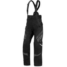Снегоходные брюки женские FXR TEAM LADY 20 Black Ops