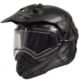 Шлем для снегохода FXR TORQUE X EVO 20 (визор с подогревом) Black Ops