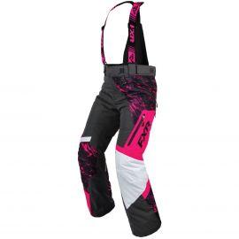 Снегоходные брюки женские FXR VERTICAL PRO LADY 15 Fuchsia/Charcoal