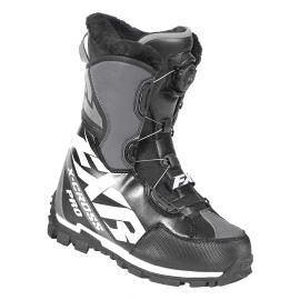 Снегоходные ботинки FXR X-CROSS PRO BOA 19 Black/White