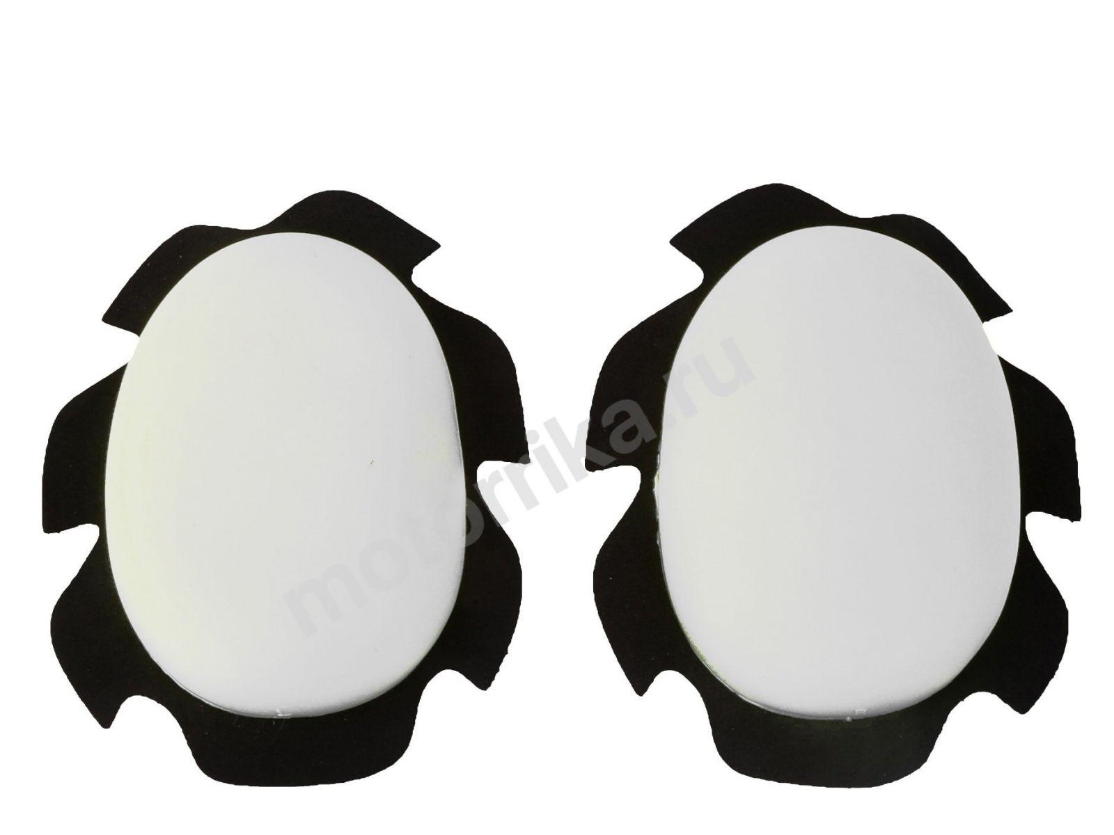 Слайдеры коленные Lightech White