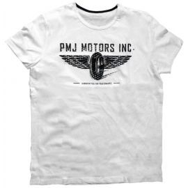 Футболка Promo Jeans Motors Inc White