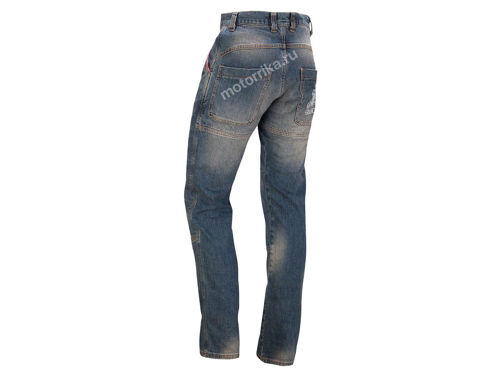 Мотоджинсы PROmo Jeans Boston Blue