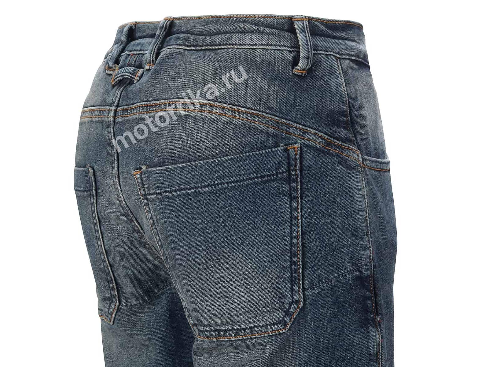 Мотоджинсы женские PROmo Jeans Carolina Mid