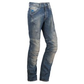 Мотоджинсы PROmo Jeans DALLAS Blue
