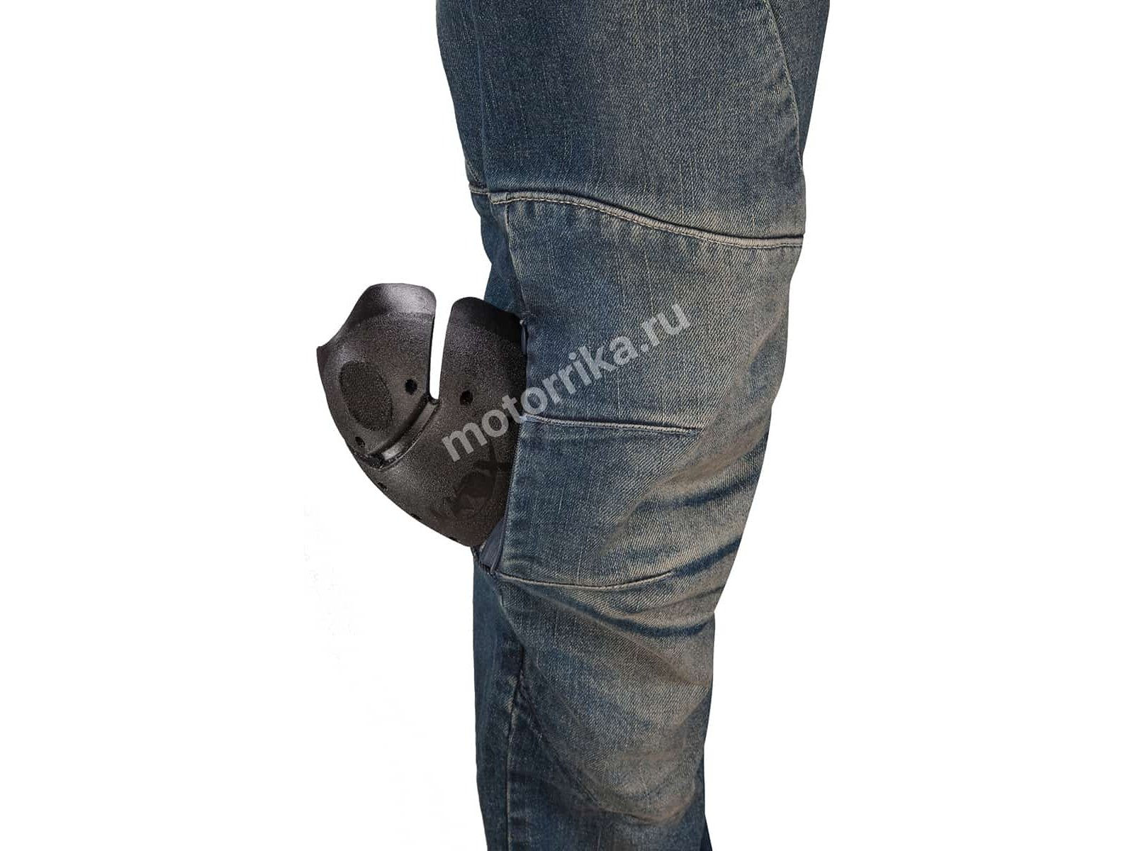 Мотоджинсы PROmo Jeans DALLAS Blue