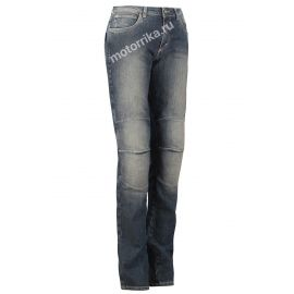 Мотоджинсы женские PROmo Jeans Milano Blue