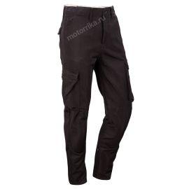Мотобрюки Promo Jeans Panama Black