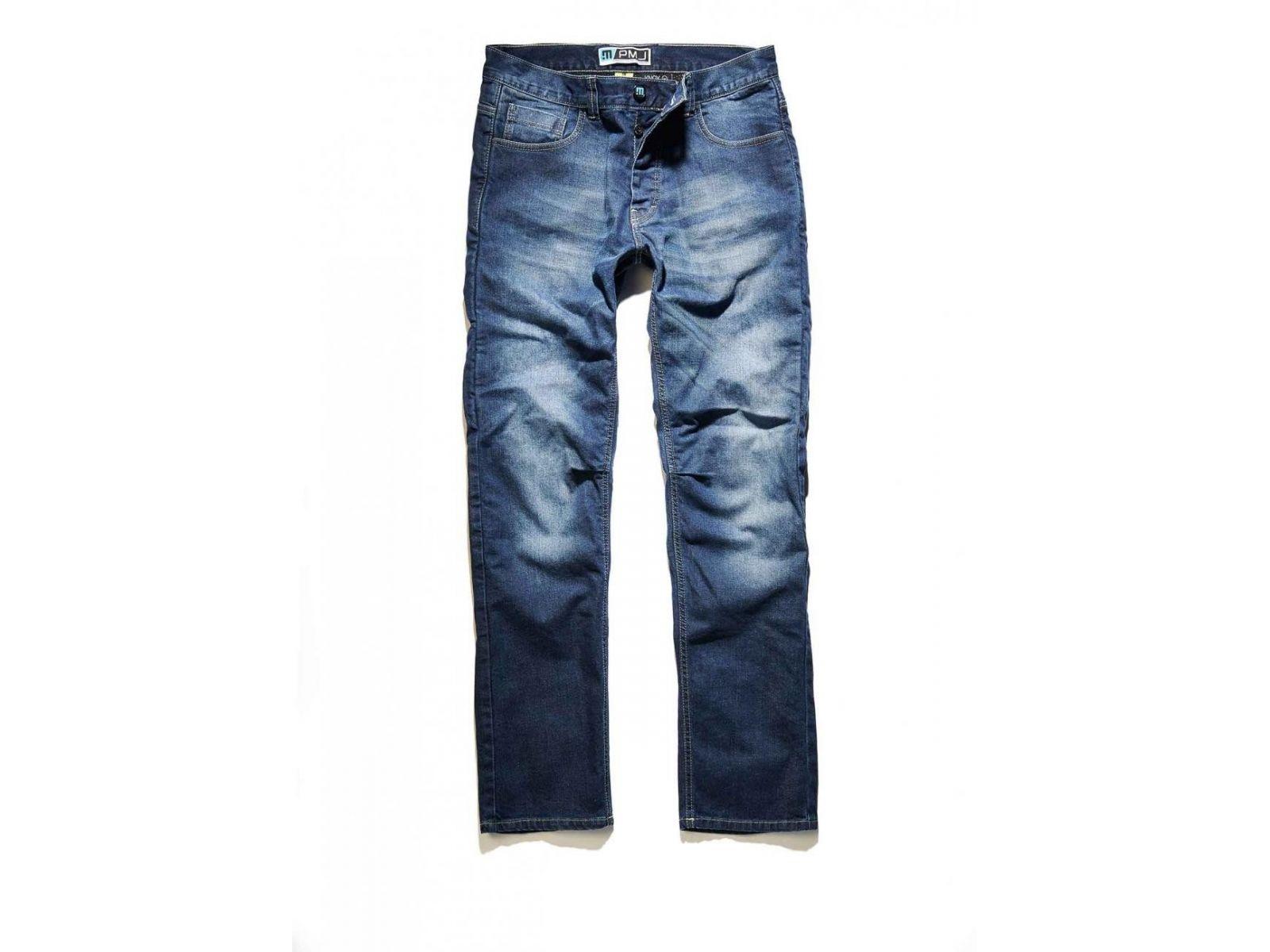 Мотоджинсы Promo Jeans Rider Blue
