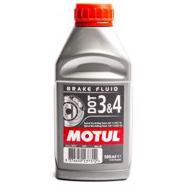 Тормозная жидкость Motul DOT 3&4 Brake Fluid FL 0,5л