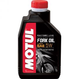Масло вилочное Motul Fork Oil FL Light 5W 1л