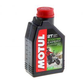 Масло моторное Motul Scooter Expert 2T 1л