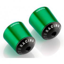 Грузики руля Rizoma MA510V Green