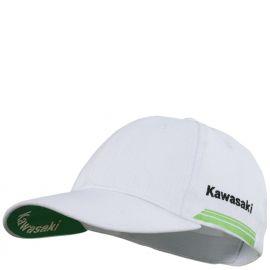 Бейсболка Kawasaki White