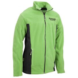 Толстовка Kawasaki KRT Fleece Green