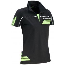 Футболка-поло женская Kawasaki Sports II Black