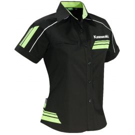 Рубашка женская Kawasaki Sports II Black