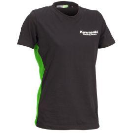 Футболка женская Kawasaki KRT Black