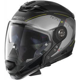 Шлем NOLAN N70-2 GT Lakota N-Com Flat Black