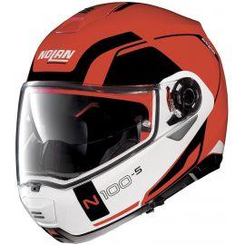 Мотошлем NOLAN N100-5 Consistency N-Com 23 Corsa Red