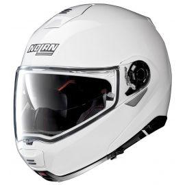 Мотошлем NOLAN N100-5 CLASSIC N-COM 05 Metal White