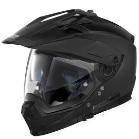 Мотошлем NOLAN N70-2 X CLASSIC N-COM 10 Flat Black