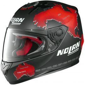 Мотошлем Nolan N64 Replica C.Checa Black/Red