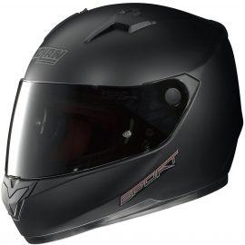 Мотошлем Nolan N64 Sport Flat Black