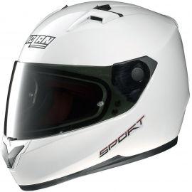 Мотошлем Nolan N64 Sport White