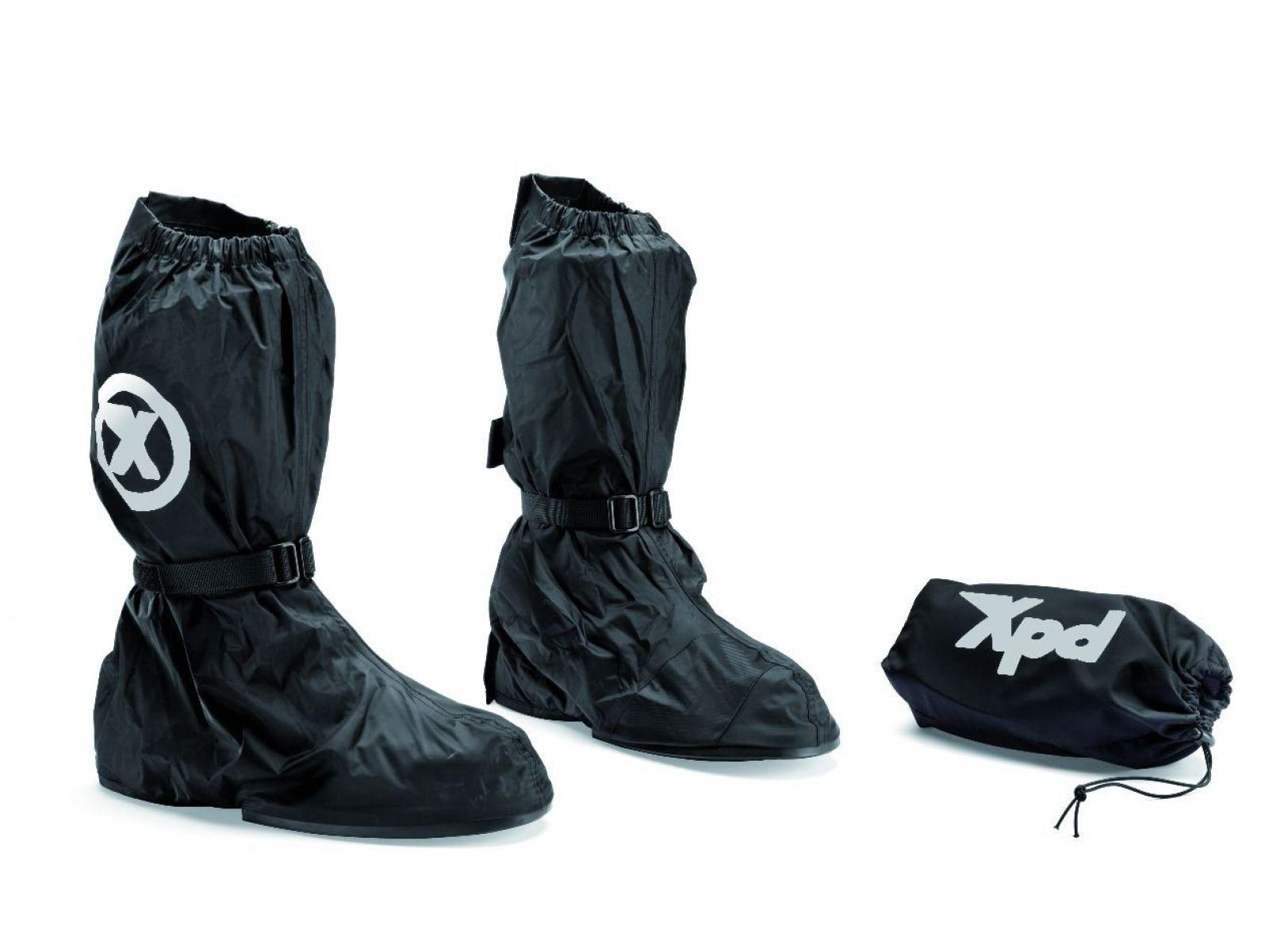 Дождевые бахилы XPD X-COVER Black