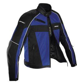 Куртка SPIDI NET NL5 Black/Blue