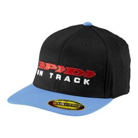 Бейсболка SPIDI FLEX CAP Black/Blue