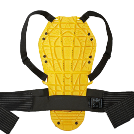 Защита спины SPIDI BACK WARRIOR EVO Black/Yellow