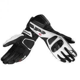Мотоперчатки женские SPIDI STR-5 LADY Black/White