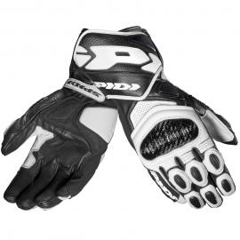 Мотоперчатки SPIDI CARBO 7 Black/White