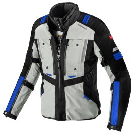 Мотокуртка SPIDI MODULAR Grey/Blue