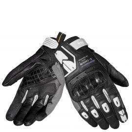 Мотоперчатки женские SPIDI G-CARBON LADY Black/White