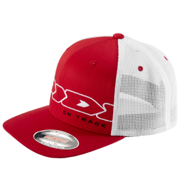 Бейсболка SPIDI NET CAP White/Red
