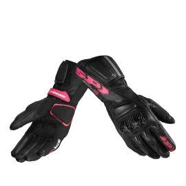 Перчатки женские SPIDI STR-5 LADY Black/Fuchsia
