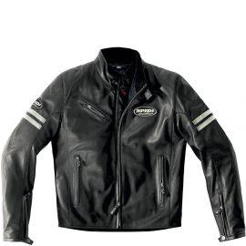Мотокуртка Spidi Ace Leather Ice/Black