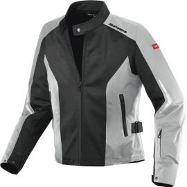 Мотокуртка SPIDI AIR NET Black/Grey