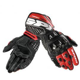 Перчатки SPIDI CARBO TRACK Black/Red