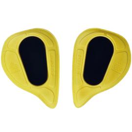Защитные вставки на бедра SPIDI COMP HIP Black/Yellow