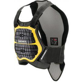 Защита спины и груди SPIDI DEFENDER B&C 180-195 Black/Yellow