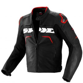 Мотокуртка Spidi Evorider Leather Black/Red