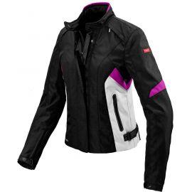 Мотокуртка женская SPIDI FLASH LADY H2OUT Black/Fuxia