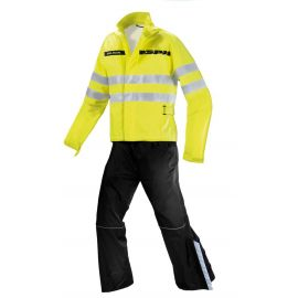 Костюм-дождевик Spidi H2 Life Rain Black/Yellow Fluo