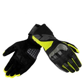 Перчатки SPIDI RAINSHIELD Black/Yellow