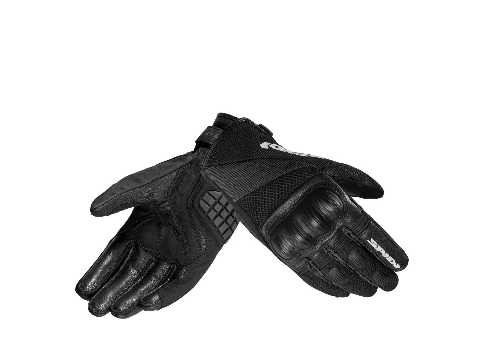 Перчатки SPIDI RANGER Black